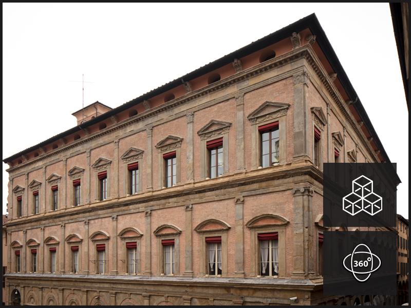 Virtual tour Palazzo Malvezzi